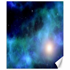 Amazing Universe Canvas 8  x 10  (Unframed)