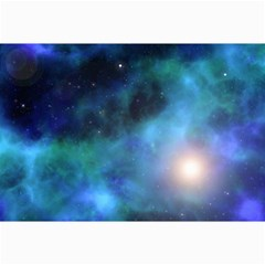 Amazing Universe Canvas 12  X 18  (unframed)