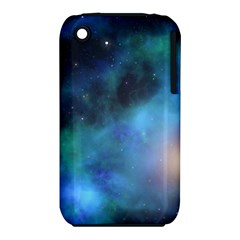 Amazing Universe Apple Iphone 3g/3gs Hardshell Case (pc+silicone)
