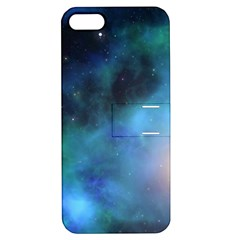 Amazing Universe Apple Iphone 5 Hardshell Case With Stand