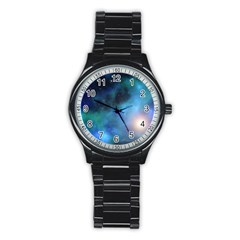 Amazing Universe Sport Metal Watch (black)