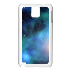 Amazing Universe Samsung Galaxy Note 3 N9005 Case (White)