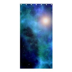 Amazing Universe Shower Curtain 36  x 72  (Stall)