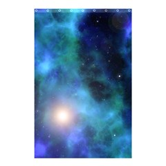 Amazing Universe Shower Curtain 48  X 72  (small)