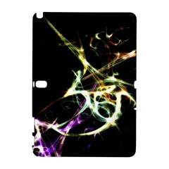 Futuristic Abstract Dance Shapes Artwork Samsung Galaxy Note 10 1 (p600) Hardshell Case