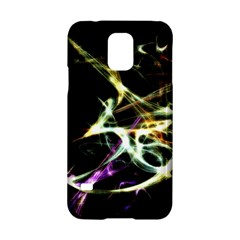 Futuristic Abstract Dance Shapes Artwork Samsung Galaxy S5 Hardshell Case