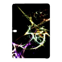 Futuristic Abstract Dance Shapes Artwork Samsung Galaxy Tab Pro 10.1 Hardshell Case