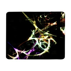 Futuristic Abstract Dance Shapes Artwork Samsung Galaxy Tab Pro 8.4  Flip Case