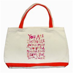564264 10151539422039028 1225742560 N Classic Tote Bag (red)