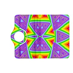 Trippy Rainbow Triangles Kindle Fire Hd 7  (2nd Gen) Flip 360 Case