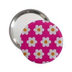 Daisies Handbag Mirror (2 25 )