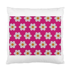 Daisies Cushion Case (two Sided)