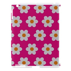 Daisies Apple Ipad 3/4 Hardshell Case (compatible With Smart Cover)