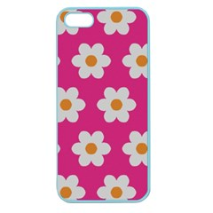 Daisies Apple Seamless Iphone 5 Case (color)