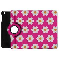 Daisies Apple Ipad Mini Flip 360 Case