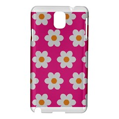 Daisies Samsung Galaxy Note 3 N9005 Hardshell Case