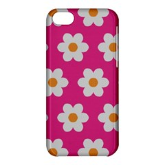 Daisies Apple Iphone 5c Hardshell Case
