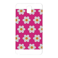 Daisies Samsung Galaxy Note 3 N9005 Hardshell Back Case