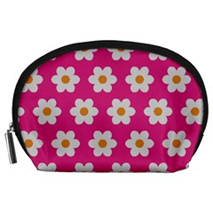 Daisies Accessory Pouch (Large)