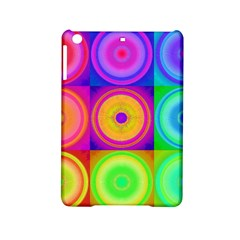 Retro Circles Apple iPad Mini 2 Hardshell Case