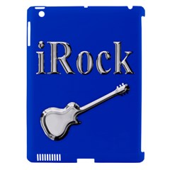 Irock Apple Ipad 3/4 Hardshell Case (compatible With Smart Cover)