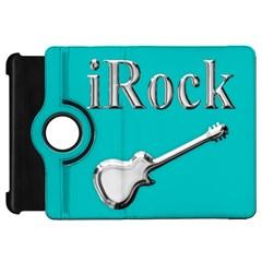 iRock Kindle Fire HD 7  (1st Gen) Flip 360 Case