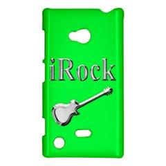 iRock Nokia Lumia 720 Hardshell Case