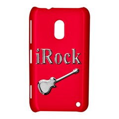Irock Nokia Lumia 620 Hardshell Case