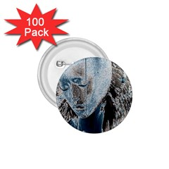 Feeling Blue 1 75  Button (100 Pack)