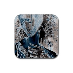 Feeling Blue Drink Coasters 4 Pack (Square)