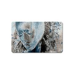 Feeling Blue Magnet (Name Card)