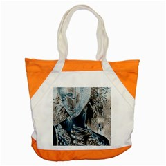 Feeling Blue Accent Tote Bag