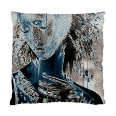 Feeling Blue Cushion Case (single Sided)