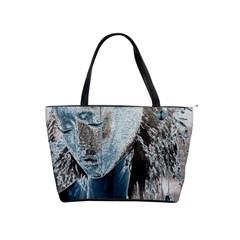 Feeling Blue Large Shoulder Bag