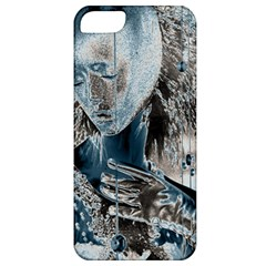 Feeling Blue Apple Iphone 5 Classic Hardshell Case