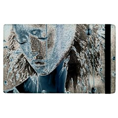 Feeling Blue Apple iPad 3/4 Flip Case