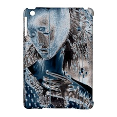 Feeling Blue Apple Ipad Mini Hardshell Case (compatible With Smart Cover)