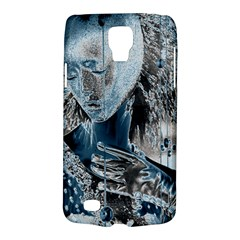 Feeling Blue Samsung Galaxy S4 Active (I9295) Hardshell Case