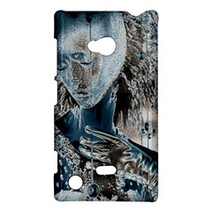 Feeling Blue Nokia Lumia 720 Hardshell Case