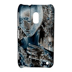 Feeling Blue Nokia Lumia 620 Hardshell Case