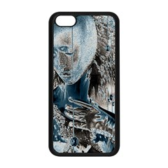 Feeling Blue Apple Iphone 5c Seamless Case (black)