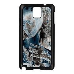 Feeling Blue Samsung Galaxy Note 3 N9005 Case (black)
