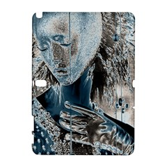 Feeling Blue Samsung Galaxy Note 10.1 (P600) Hardshell Case