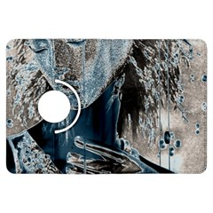 Feeling Blue Kindle Fire Hdx 7  Flip 360 Case