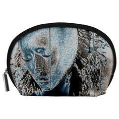 Feeling Blue Accessory Pouch (large)