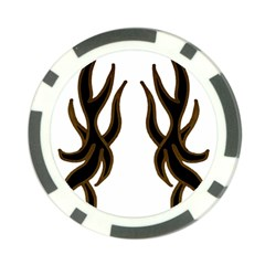 Dancing Fire Poker Chip (10 Pack)
