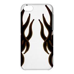 Dancing Fire Apple iPhone 5C Hardshell Case