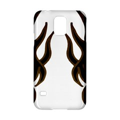 Dancing Fire Samsung Galaxy S5 Hardshell Case