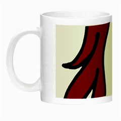 Dancing Fire 2 Glow In The Dark Mug