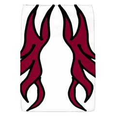 Dancing Fire 2 Removable Flap Cover (Small)